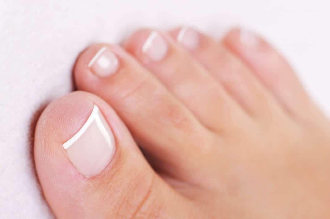 Аммиак от грибка ногтей на ногах