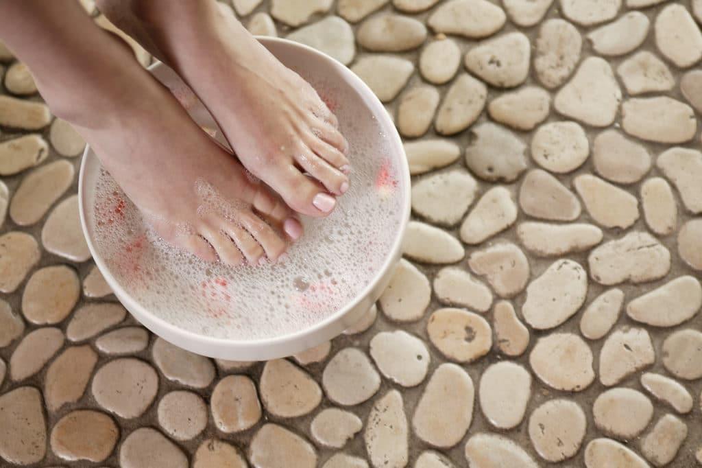 Мыльно-содовая ванночка