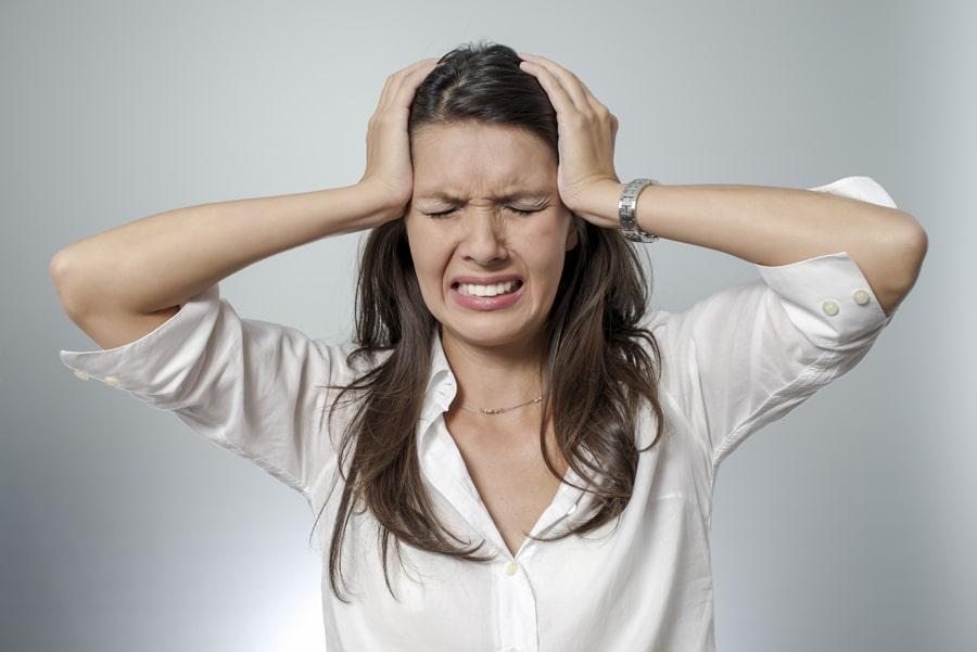 Причины лишая на фоне стрессовых ситуаций